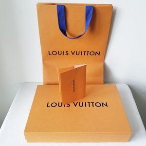 Louis Vuitton Small Box & Bag